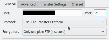 Recuperare la password FTP/FTPS di siti in Filezilla (anche se
