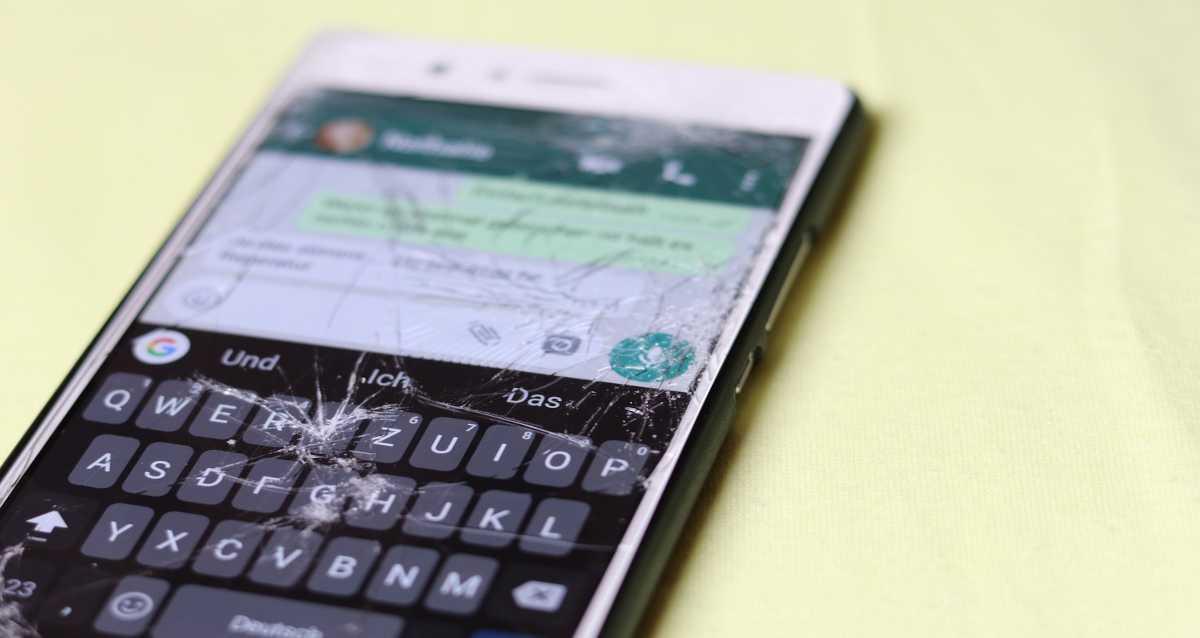 sbloccare smartphone touch rotto